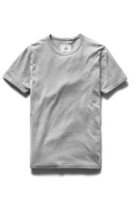 Set In Tee - Heather Gray