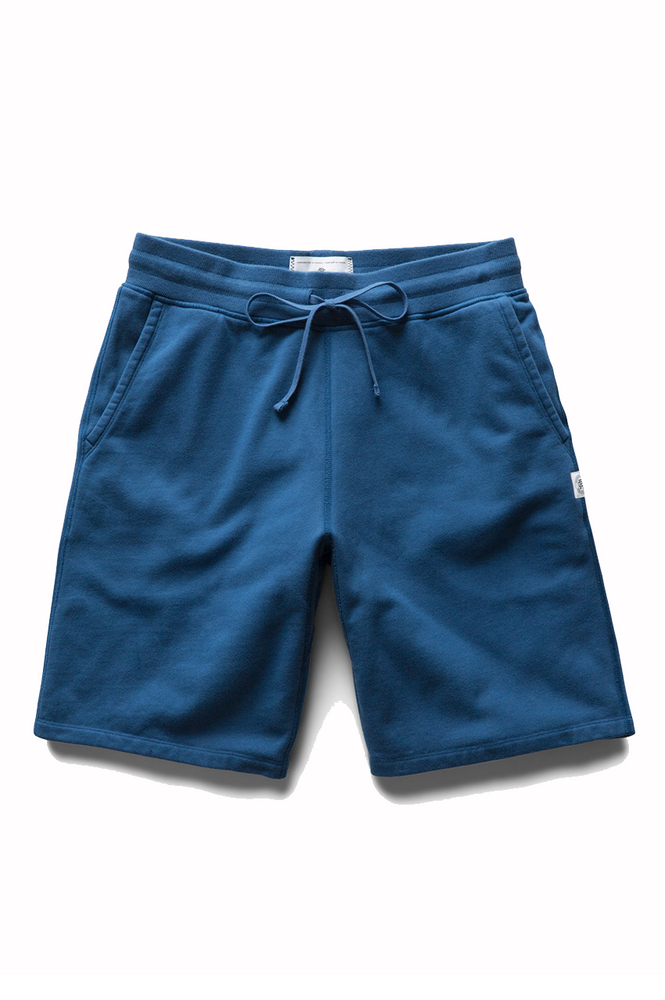 Sweatshort - Court Blue