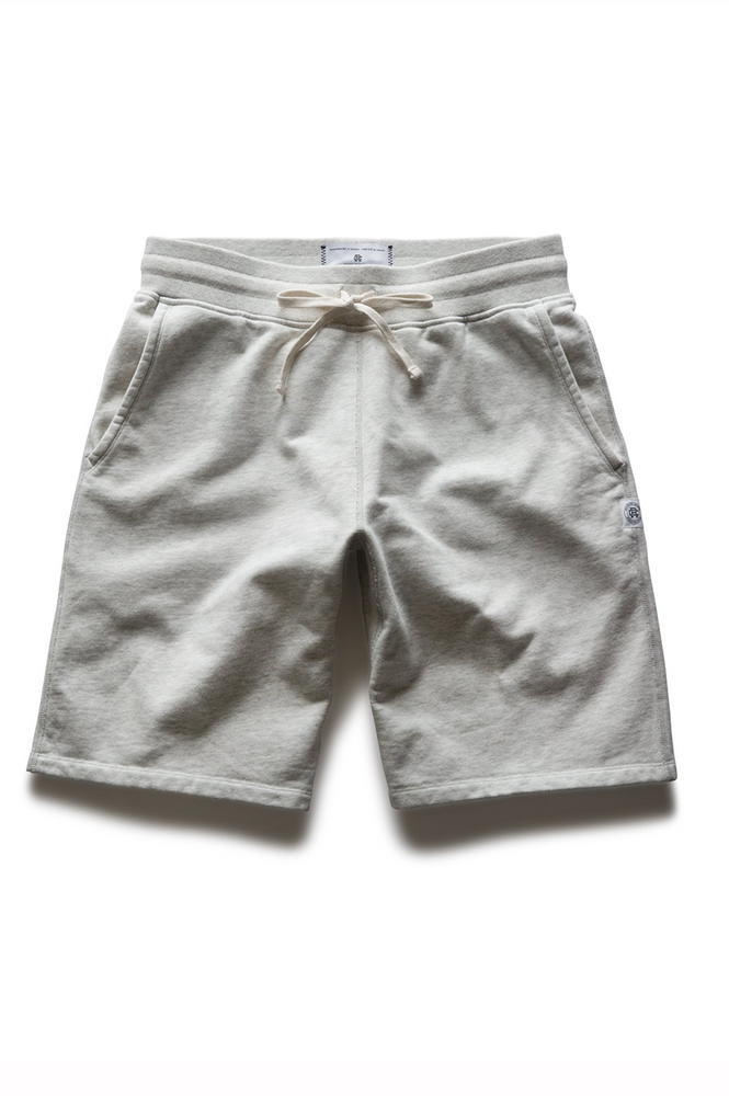 Sweatshort - Heather Ash