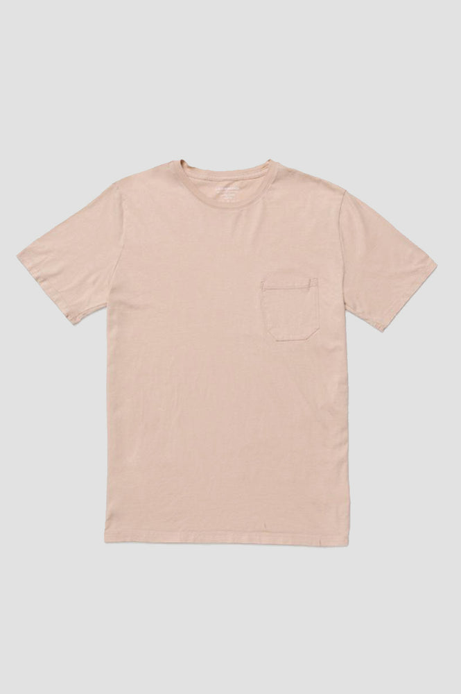 Richer Poorer Blush Pocket Tee
