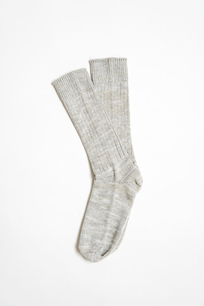 Richer Poorer White Multi Wayfarer Socks