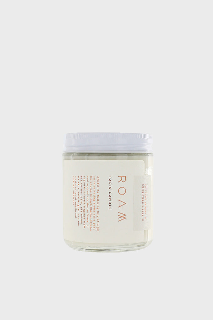 Roam Paris Soy Wax Candle