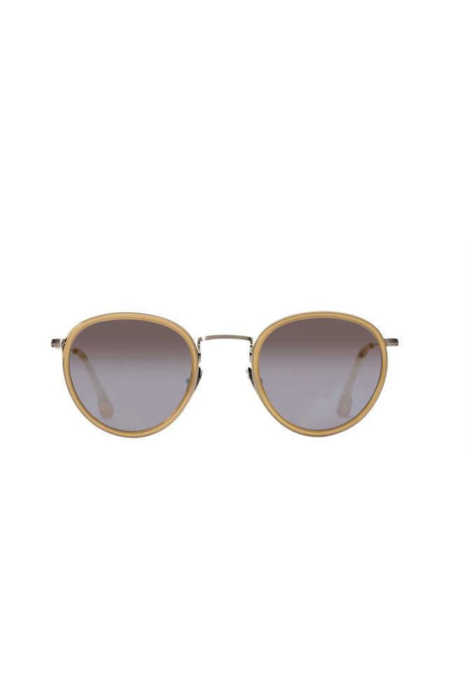 Bryce Sunglasses - Cream