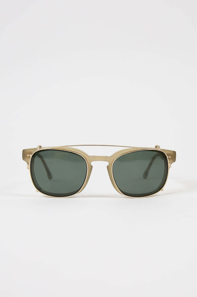 Steven Alan Monroe Cream Sunglasses