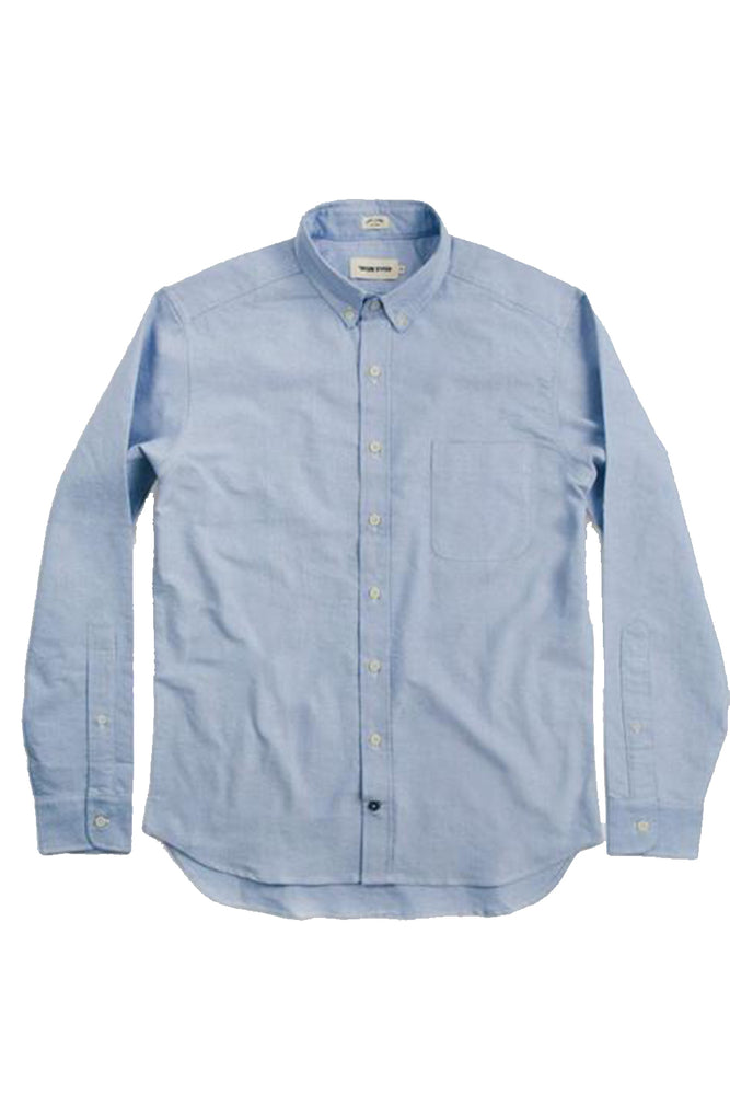 Everyday Oxford Jack Shirt - Blue