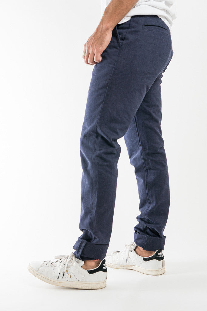Taylor Stitch Slim Chino- Navy