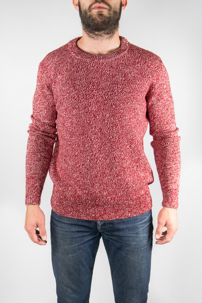 Taylor Stitch Red Summit Sweater