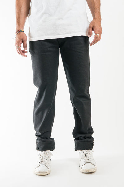 Tellason Ladbroke Grove Black Denim