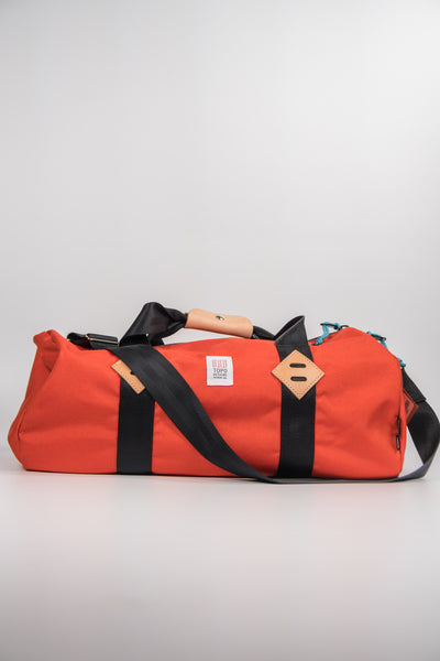 Topo Designs 22‰۪' Orange Duffel
