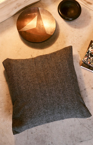 Tweed Throw Pillow