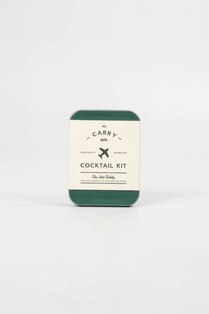 W&P Design Hot Toddy Carry On Cocktail Kit