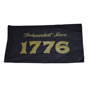 Wild Standard 1776 Large Canvas Flag