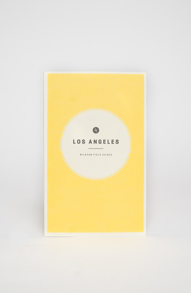 WildSam Los Angeles Field Guide