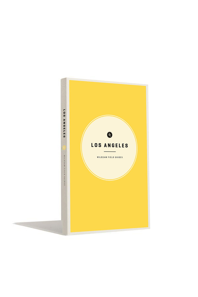 Wildsam Field Guide - Los Angeles