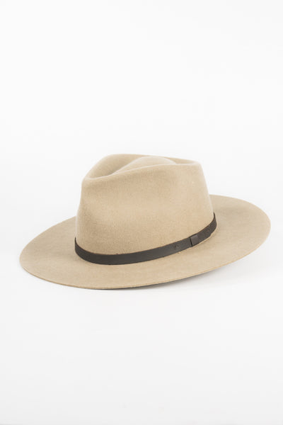 Yellow 108 Putty Dylan Fedora
