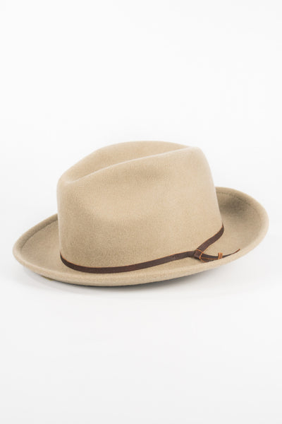 Yellow 108 Putty  Luke Fedora