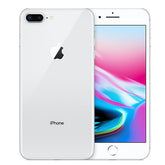 Apple iPhone 8 Plus (64GB) (Silver)