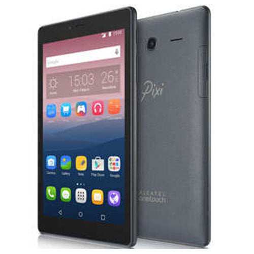 Alcatel One Touch PIXI 4, Tablet 7 inch, Without Sim, Android 6.0, 8GB, 1GB RAM, 3G, Wi-Fi, Bluetooth, Quad core, Dual Camera