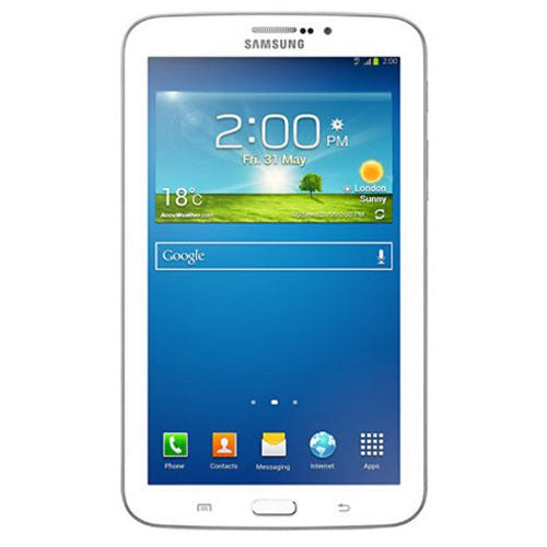 Samsung Galaxy Tab 3 SM-T211 Tablet with Bluetooth Headset (7-inch, 8GB, WiFi, 3G, Voice Calling)