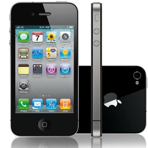 Apple iPhone 4 (8GB) Black