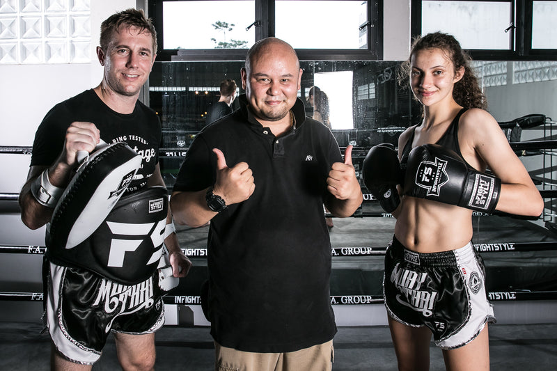 How To Make Muay Thai Beautiful: Interview And Top Photography Tips With Tarim Press