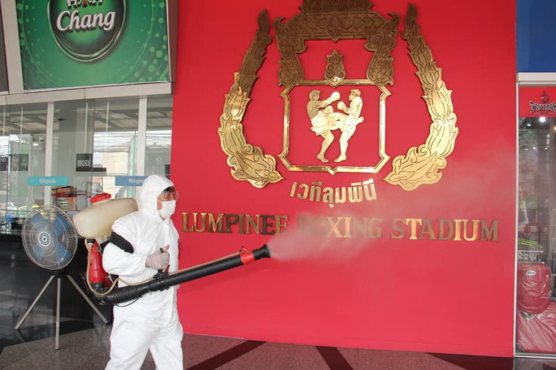 """New Normal"": Thailand's Fight Scene During the COVID-19 Pandemic"