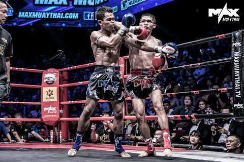 Tarimpress Muay Thai Action Photo