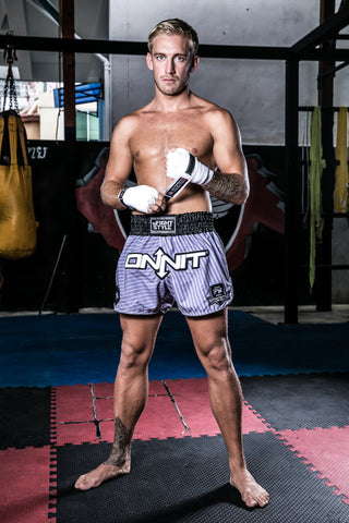 Tarim press photo of Samuel Bark for Infightstyle