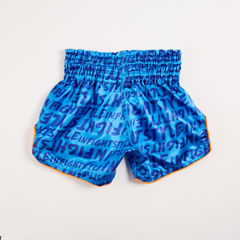 "InFightStyle ""Premo"" Retro Shorts - Dutch - InFightStyle Muay Thai Gear, Retro Shorts"