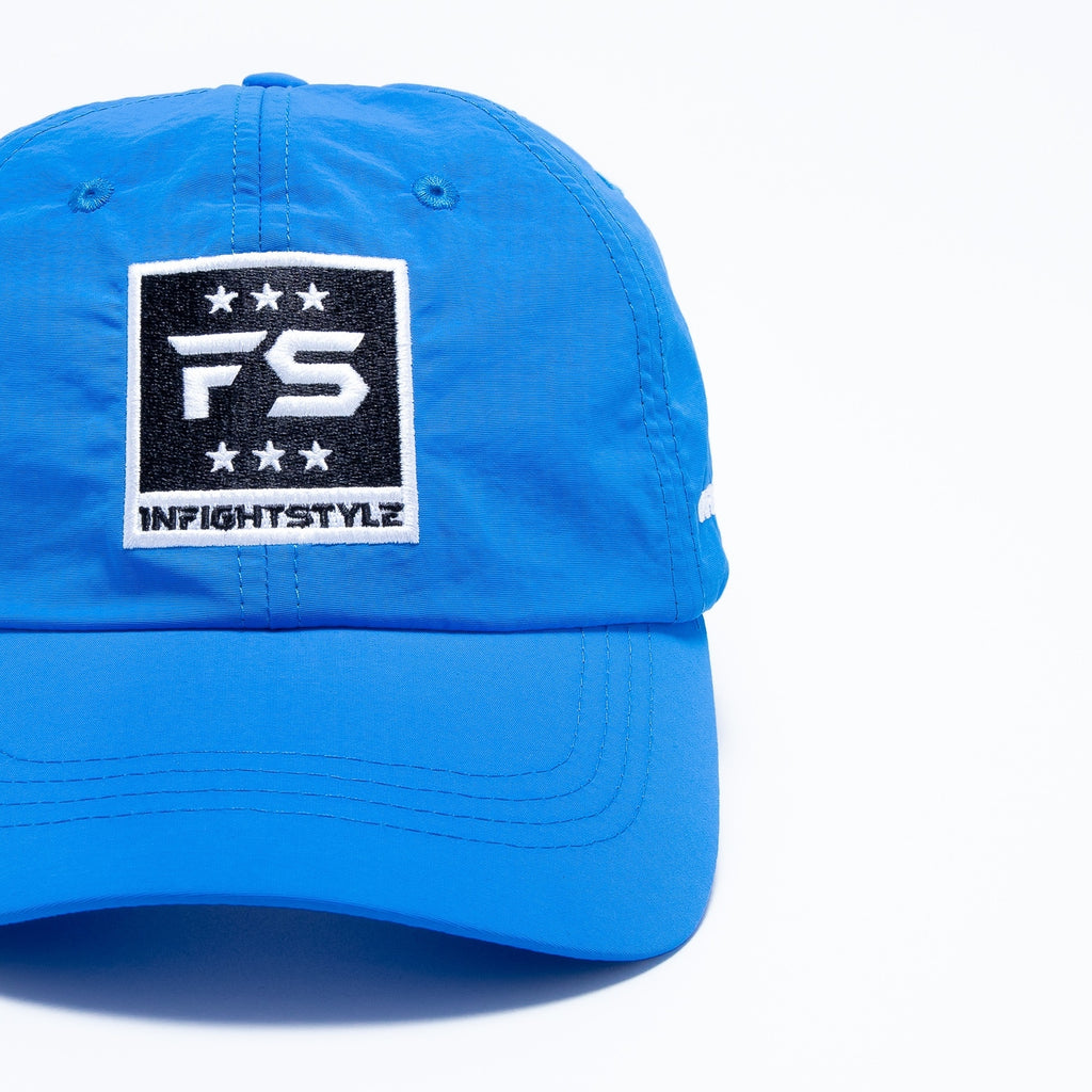 FS Nylon Dude Hat - Baby Blue