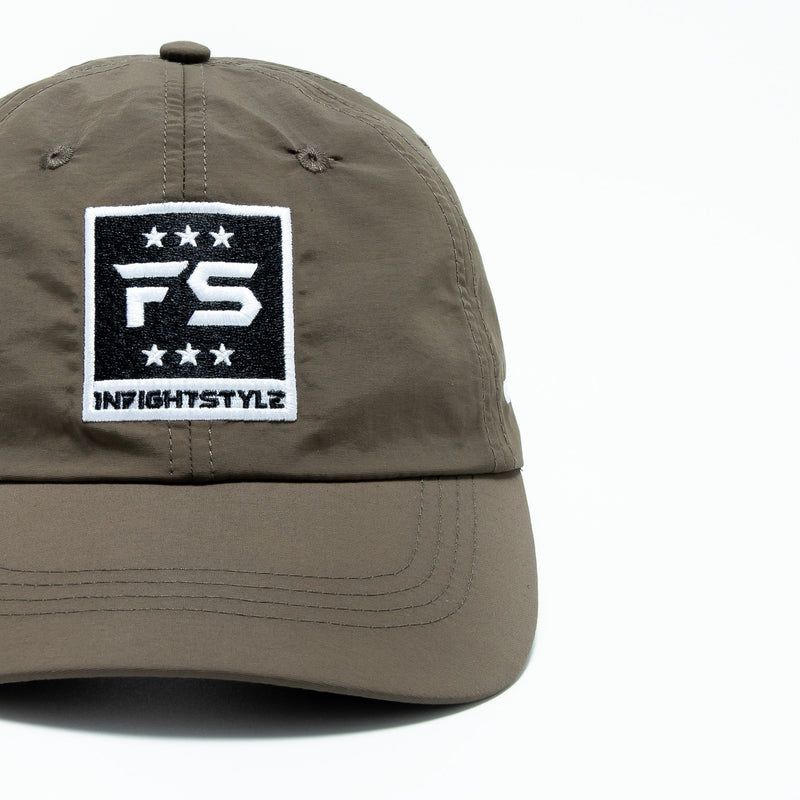 FS Nylon Dude Hat - Olive