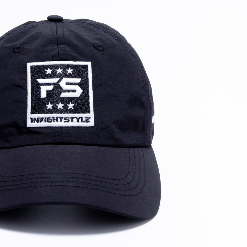 FS Nylon Dude Hat - Black