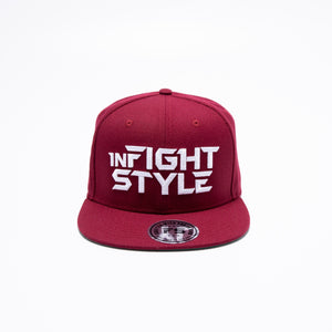 FS Snap Back - Burgundy