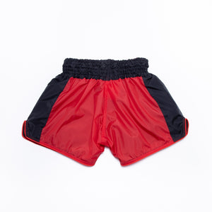 Classic Nylon Retro - Red/Black