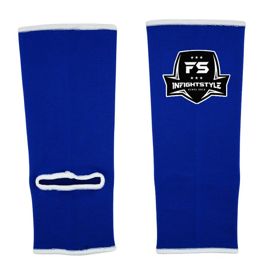 Ankle Guards - Blue