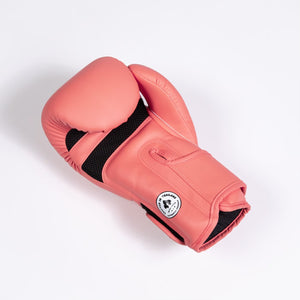 InFightStyle Enfused Muay Thai Boxing Glove - Living Coral