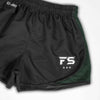 InFightStyle EZ-Fight Shorts - Green - InFightStyle Muay Thai Gear, Training Line Shorts