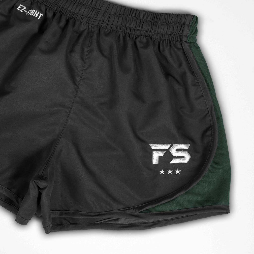 InFightStyle EZ-Fight Shorts - Green