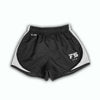InFightStyle EZ-Fight Shorts - White - InFightStyle Muay Thai Gear, Training Line Shorts