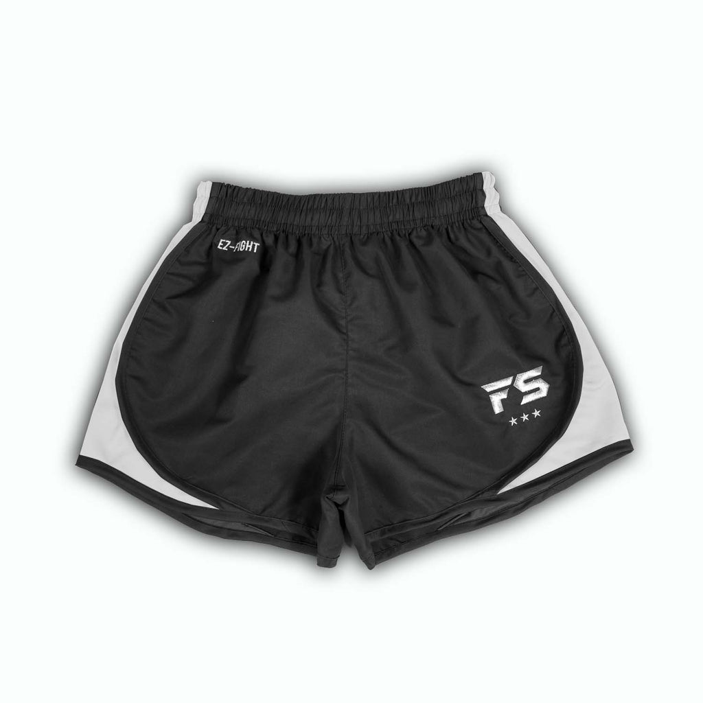 InFightStyle EZ-Fight Shorts - White