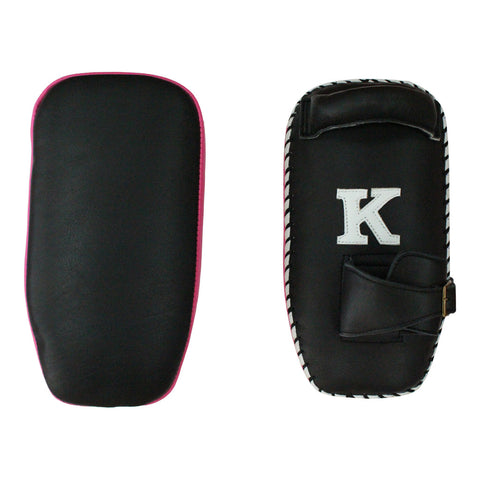 K Brand Legendary Thai Pads (Single Strap)- Red