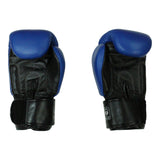 InFightStyle Muay Thai Boxing Gloves - Blue - InFightStyle Muay Thai Gear, Boxing Gloves
