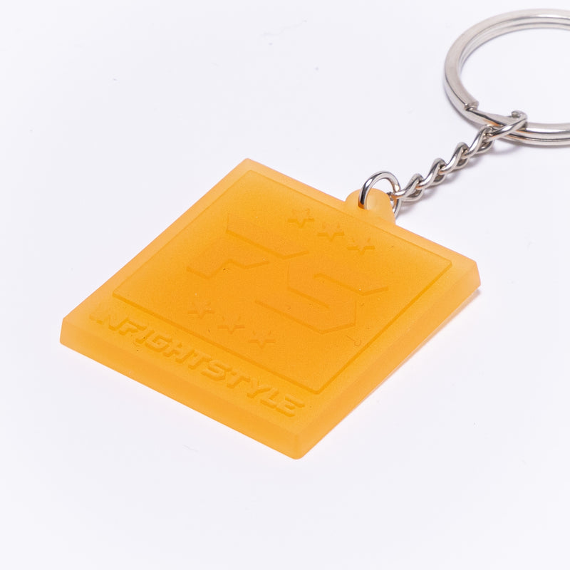 InFightStyle Rubber Keychain - Gum