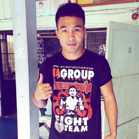 InFightStyle x FA Group T-Shirt