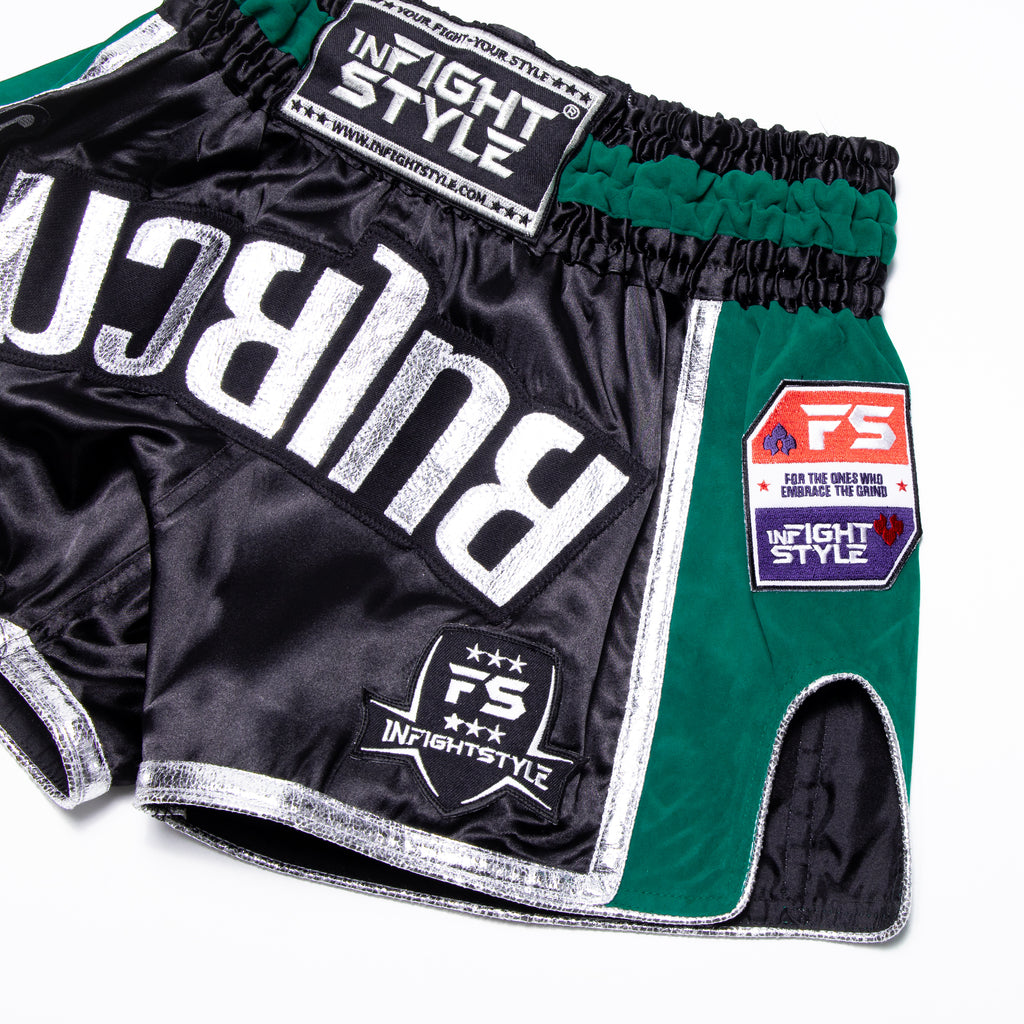InFightStyle RT20 Retro - Emerald