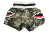 "InFightStyle ""WARTHOG"" Muay Thai Shorts - InFightStyle Muay Thai Gear, Traditional Muay Thai Shorts"