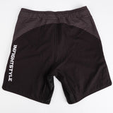 InFightStyle Complex Training Short - Black - InFightStyle Muay Thai Gear, MMA Shorts