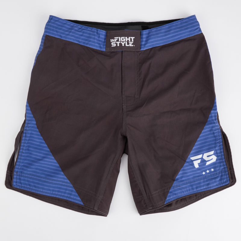 InFightStyle Complex Training Short - Blue - InFightStyle Muay Thai Gear, MMA Shorts