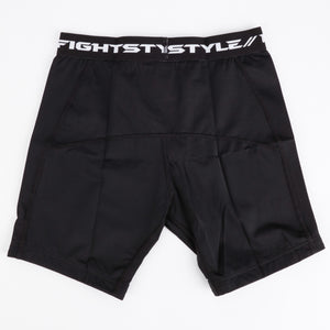 InFightStyle Compression/Vale Tudo Shorts - InFightStyle Muay Thai Gear, compression shorts