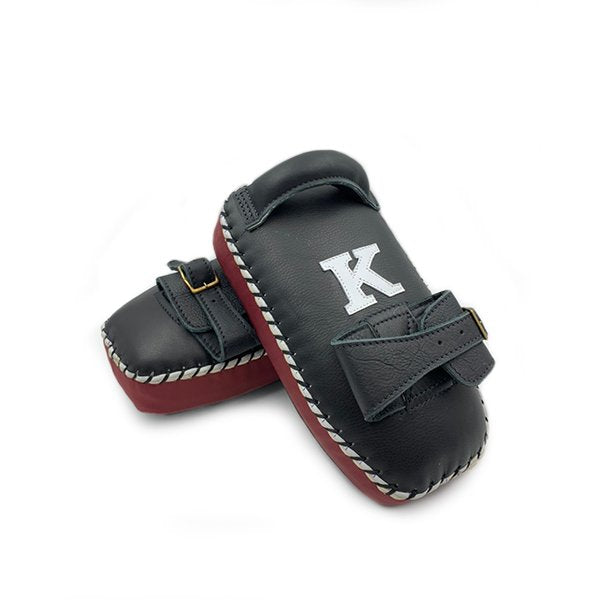 K Brand Single Strap Thai Pads - Red